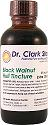 Black Walnut Hull Tincture, Green Extra Strength- Dr. Clark Store Brand, 2oz/60ml