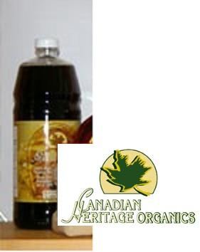 Spice Syrup - 3 oz
