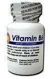 Vitamin B6 230mg (100 capsules)